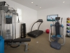 Mansion Fitness Room